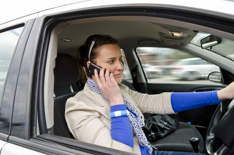 cellphones and driving